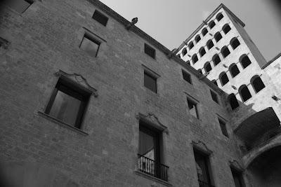 Palau Reial in Barcelona