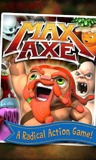 Screenshots of the Max Axe:Quest For Loot for Android tablet, phone.