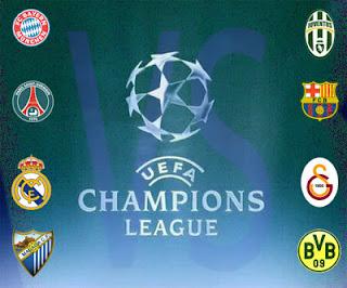 Jadwal Bola Perempat Final Liga Champions 2013
