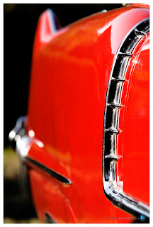Detailfoto Cadillac DeVille von Fotograf GLJ Lueneburg
