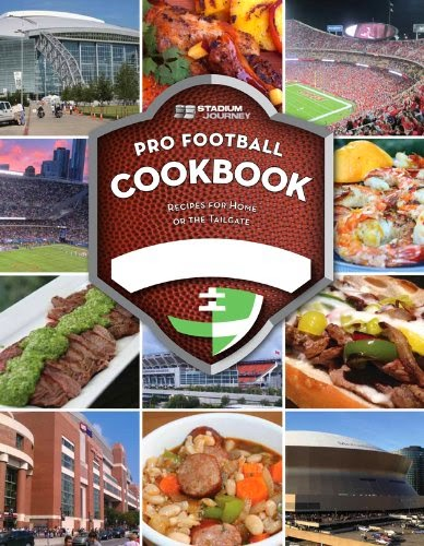 Stadium Journey Pro Football Cookbook