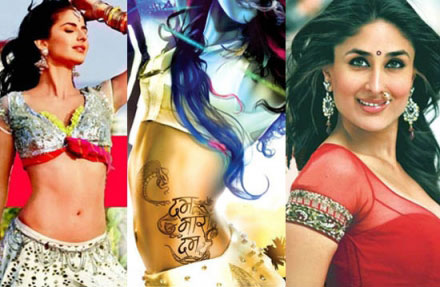 Meet Bollywood's latest item girls