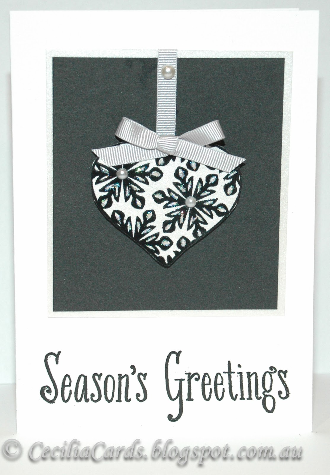 Pictures Of Black And White Christmas Card Kidskunstfo