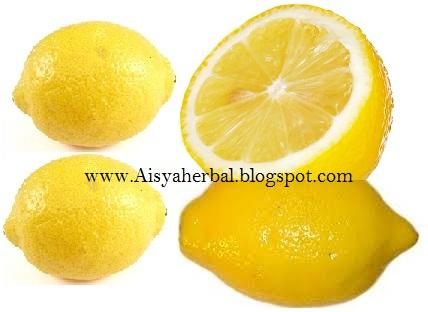 guna lemon untuk kesehatan
