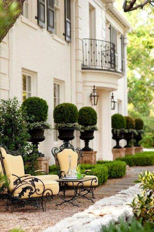 Garden patios b a s blog for Elegant patios