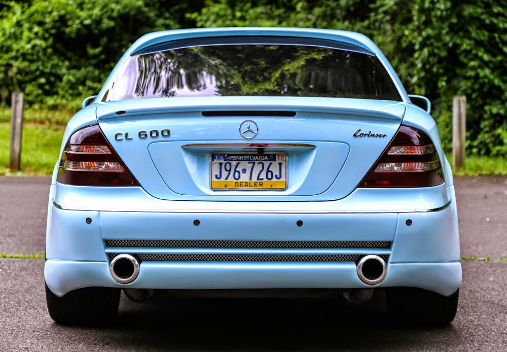 cl600 custom