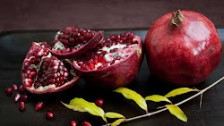 POMEGRANATES ARE GOOD FOR YOU!