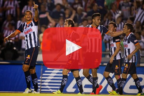 Rayados Monterrey vs Veracruz En Vivo