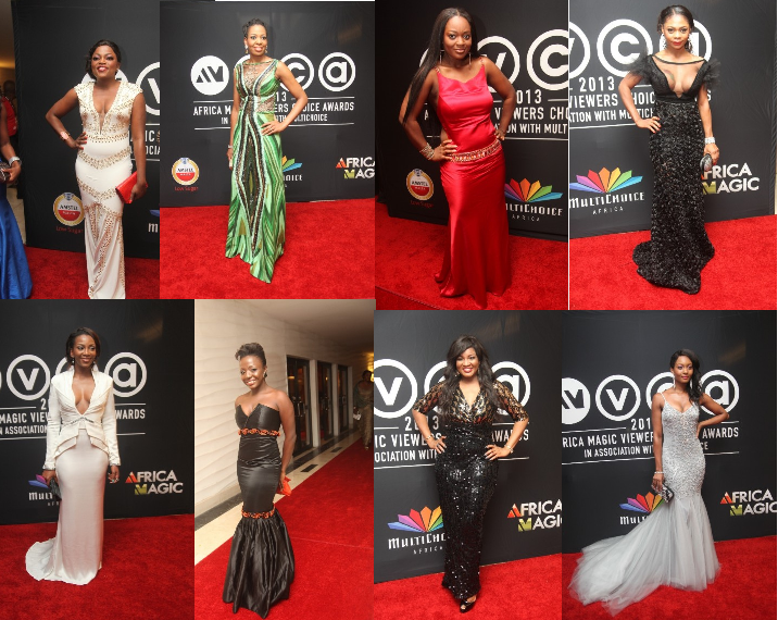 Africa Magic Viewers Choice Awards Red Carpet