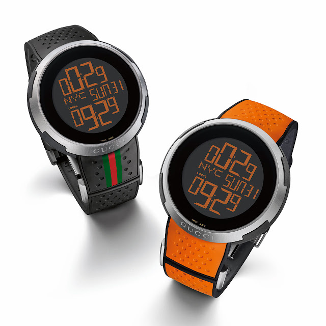 Gucci - I-Gucci Sport Watch