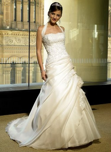 Elegance Of   Wedding Dresses : Fossils antiques gorgeous wedding dresses