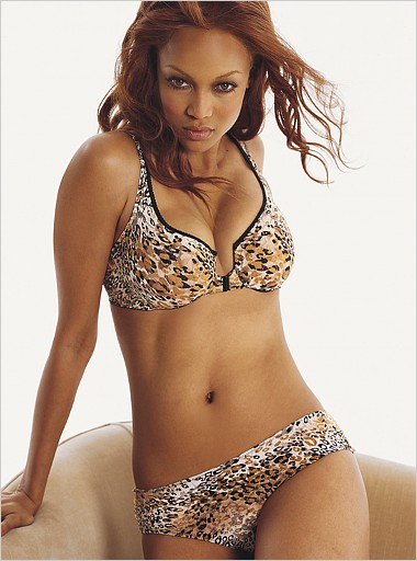 Opinion Tyra banks victoria secret know site