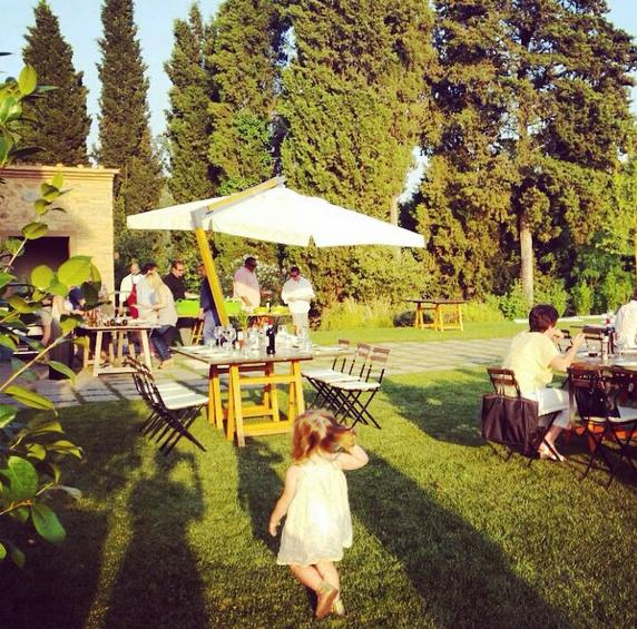 Matrimonio Campagna Toscana : Un matrimonio a contatto con la natura nella campagna