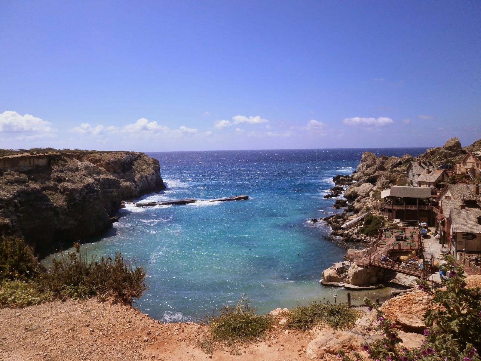 Zatoka Anchor, Malta