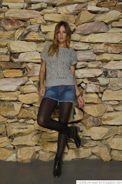 Vov Jeans Moda otoño invierno 2012. Blog de Moda Aregentina.