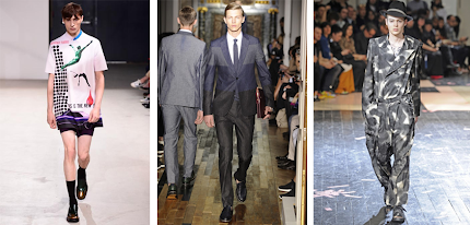 Paris Men's Fashion Week: The S/S14 Collections.