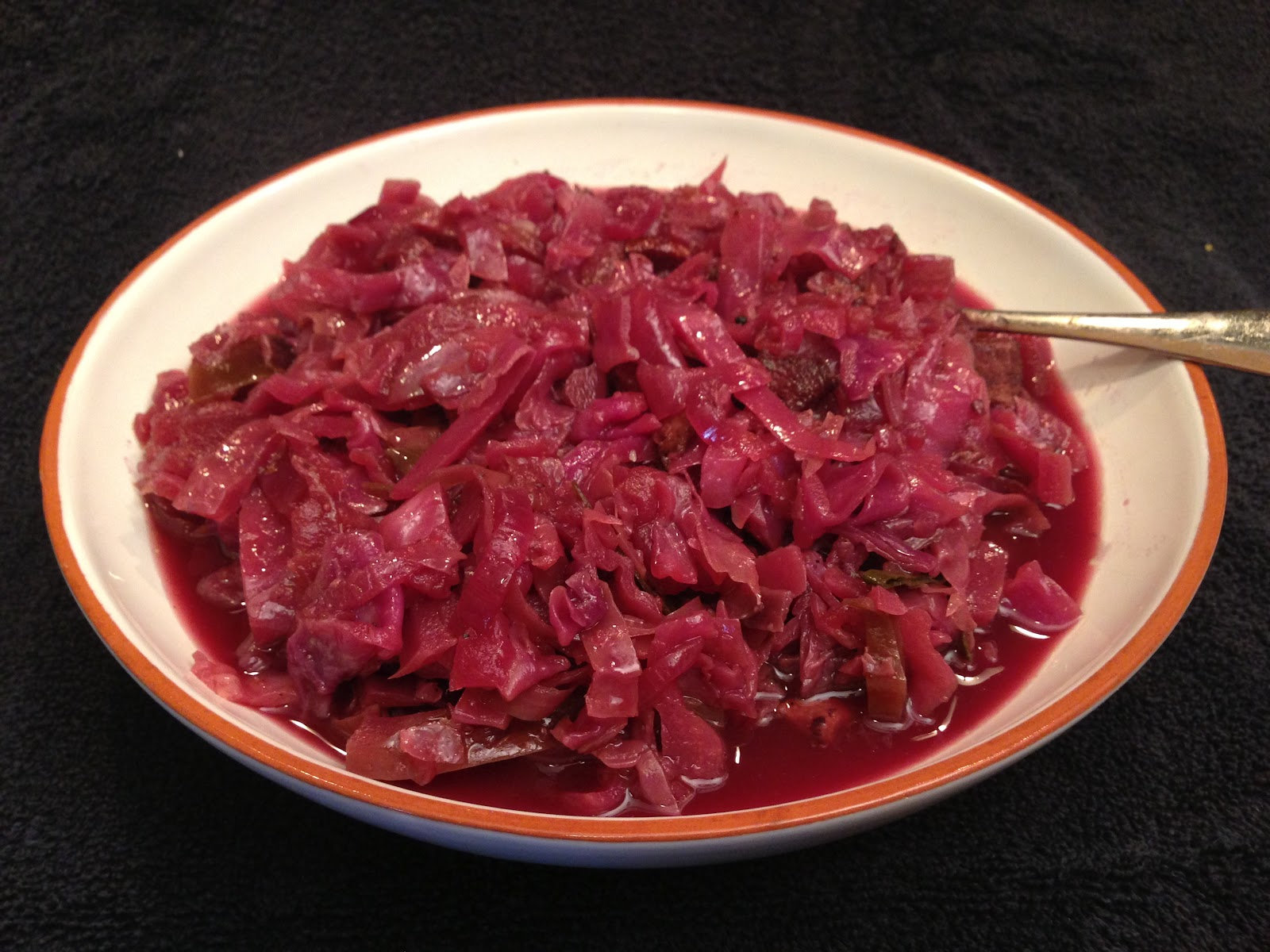 Cooking with Joey: Joey's German Red Cabbage