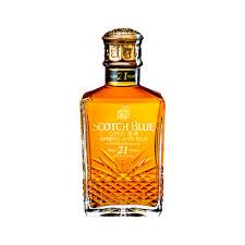 Rượu Whisky Scotch Blue 21 Năm - Nhà sản xuất Lotte