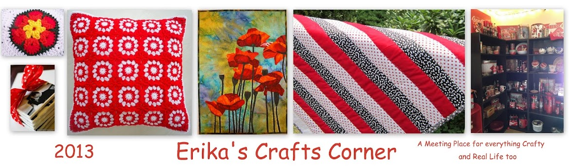 Erika&#39;s Crafts Corner
