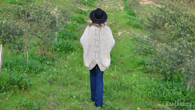 rubibeauty outfit sombrero vaquero campana acampanado campo OOTD