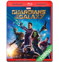 GUARDIANES DE LA GALAXIA (2014) BLURAY 1080P HD MKV ESPAÑOL LATINO