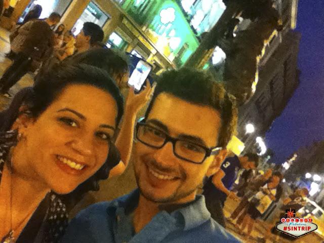 Dia 1: Madri (Espanha) - Chegada e passeio noturno