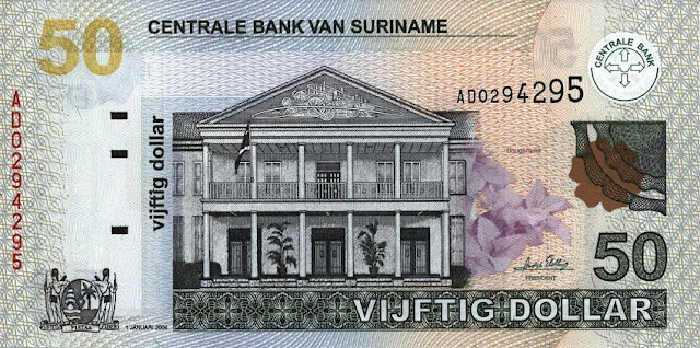 Surinam dollarSurinam