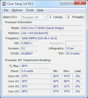 Free CPU Temp Monitor