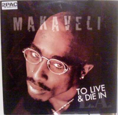 2Pac – To Live & Die In L.A. (VLS) (1996) (320 kbps)