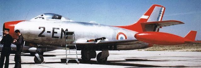 Dassault MD 450B Ouragan 2-EM