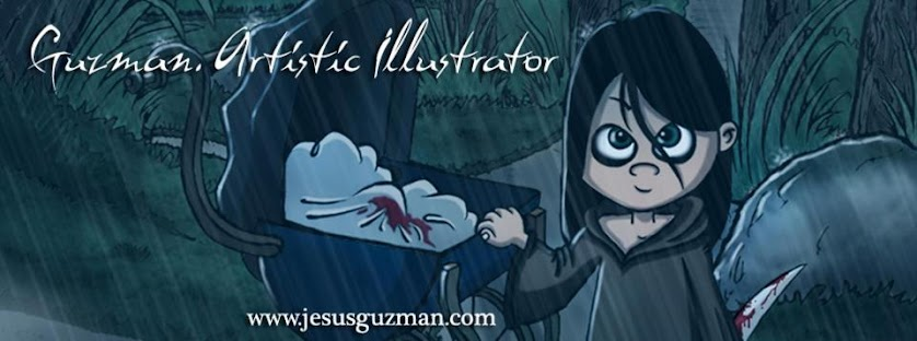 Guzmán. Artistic Illustrator