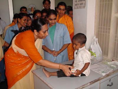 Jagadguru Kripalu Charitable Hospital Mangarh