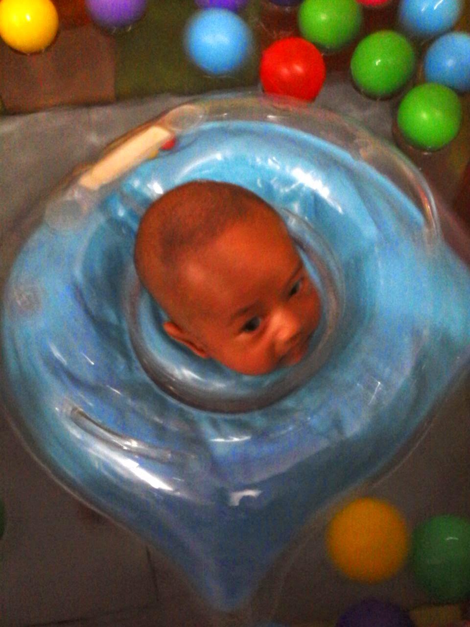 Spa Bayi (Baby Spa)