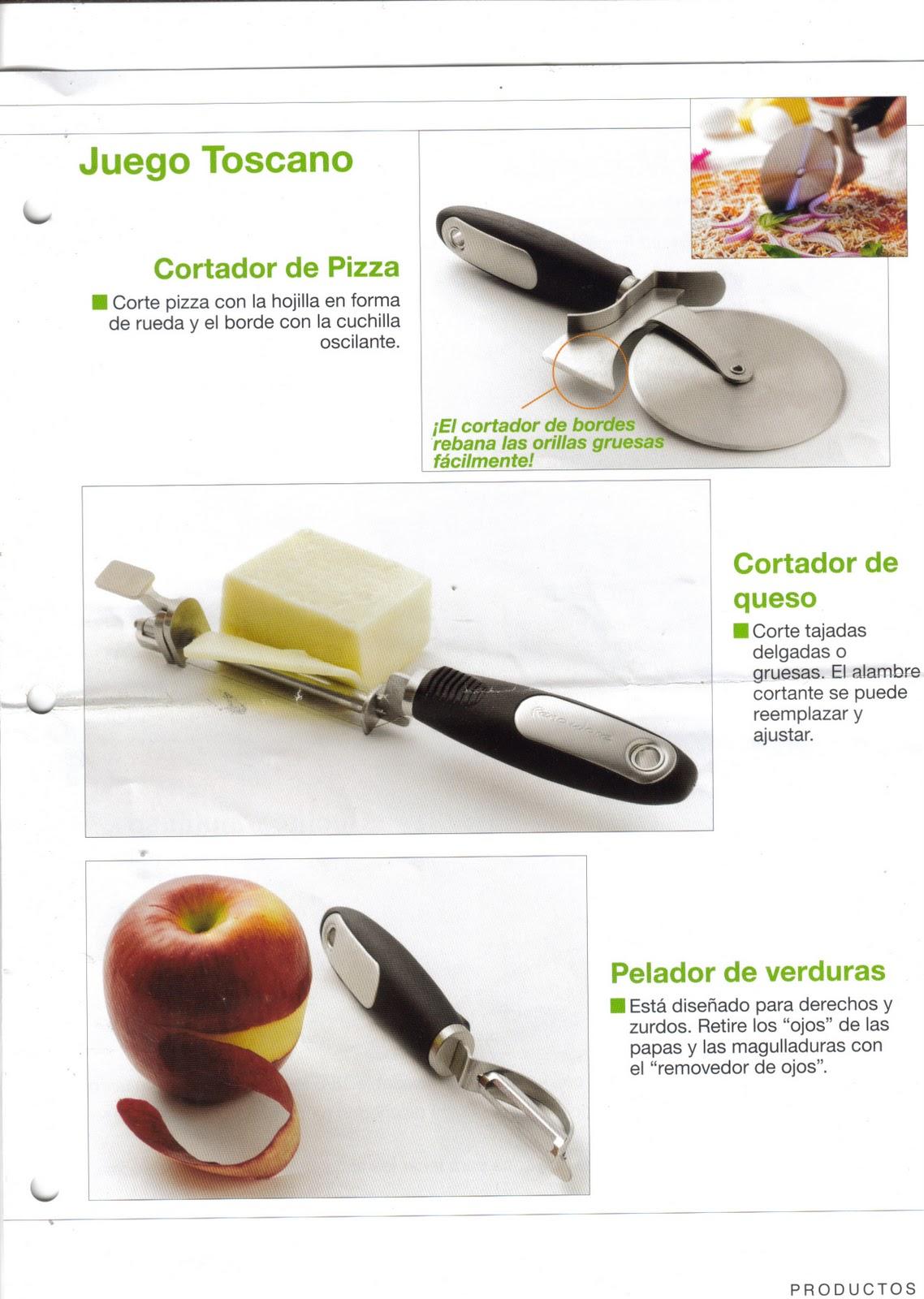 Ventas de rena ware el novedoso accesorios del chef for Accesorios para chef