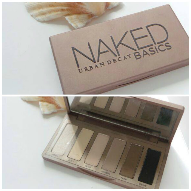 Image of Urban Decay Naked Basics Palette