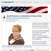 Listen to Sharyn Bovat Talk About NISSAN Fraud