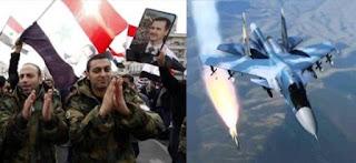 ΣΑΡΩΝΕΙ ΤΟΥΣ ΤΖΙΧΑΝΤΙΣΤΕΣ Ο ΣΥΡΙΑΚΟΣ ΣΤΡΑΤΟΣ! ΑΣΑΝΤ: «Προελαύνουμε σε όλα τα μέτωπα χάρη στους Ρώσους»