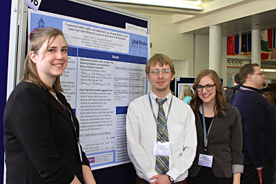 photo of student researchers