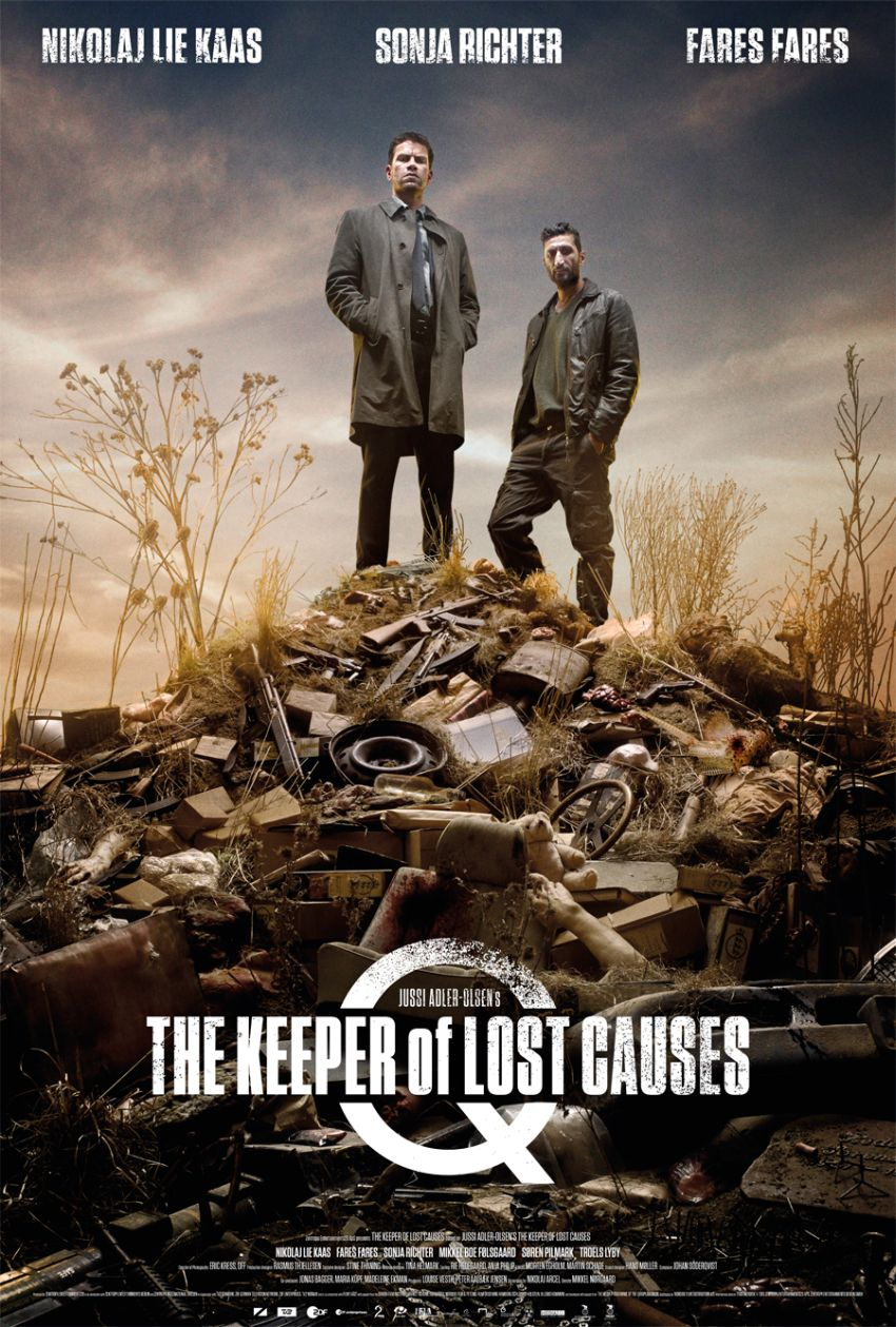 The Keeper of Lost Causes 2013