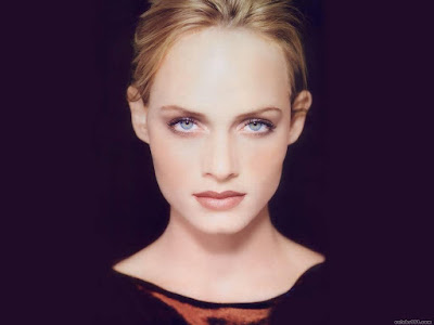 American Star Actress Fashion Model Amber Valletta