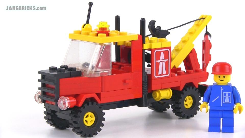 Lego Crane Truck Lego Classic Town 6674 Crane