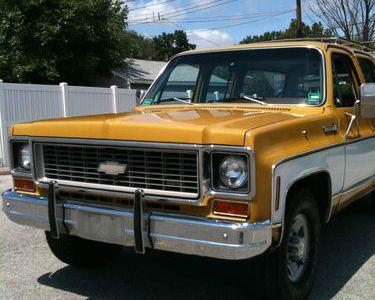 Daily Turismo 5k Long Name Long Suv 1974 Chevrolet