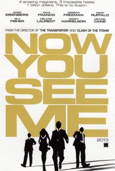 Now You See Me (2013) Online