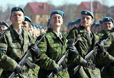 DoD Confirms Russian Troops To Train On U.S. Soil Russian airborne troops russi armed forces 001