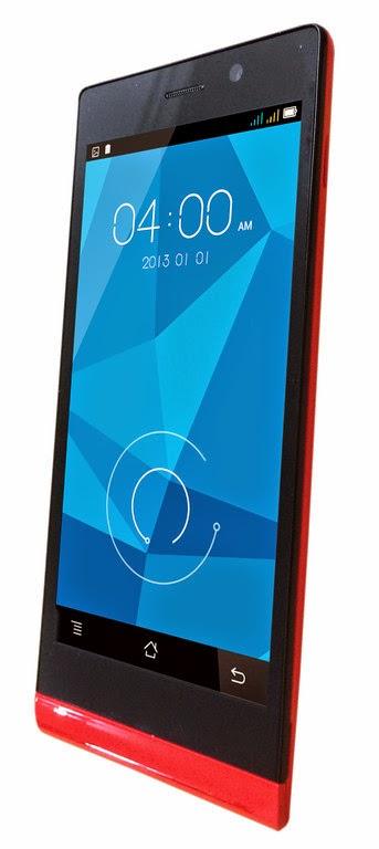 Spesifikasi K-Touch Hexa Dual SIM