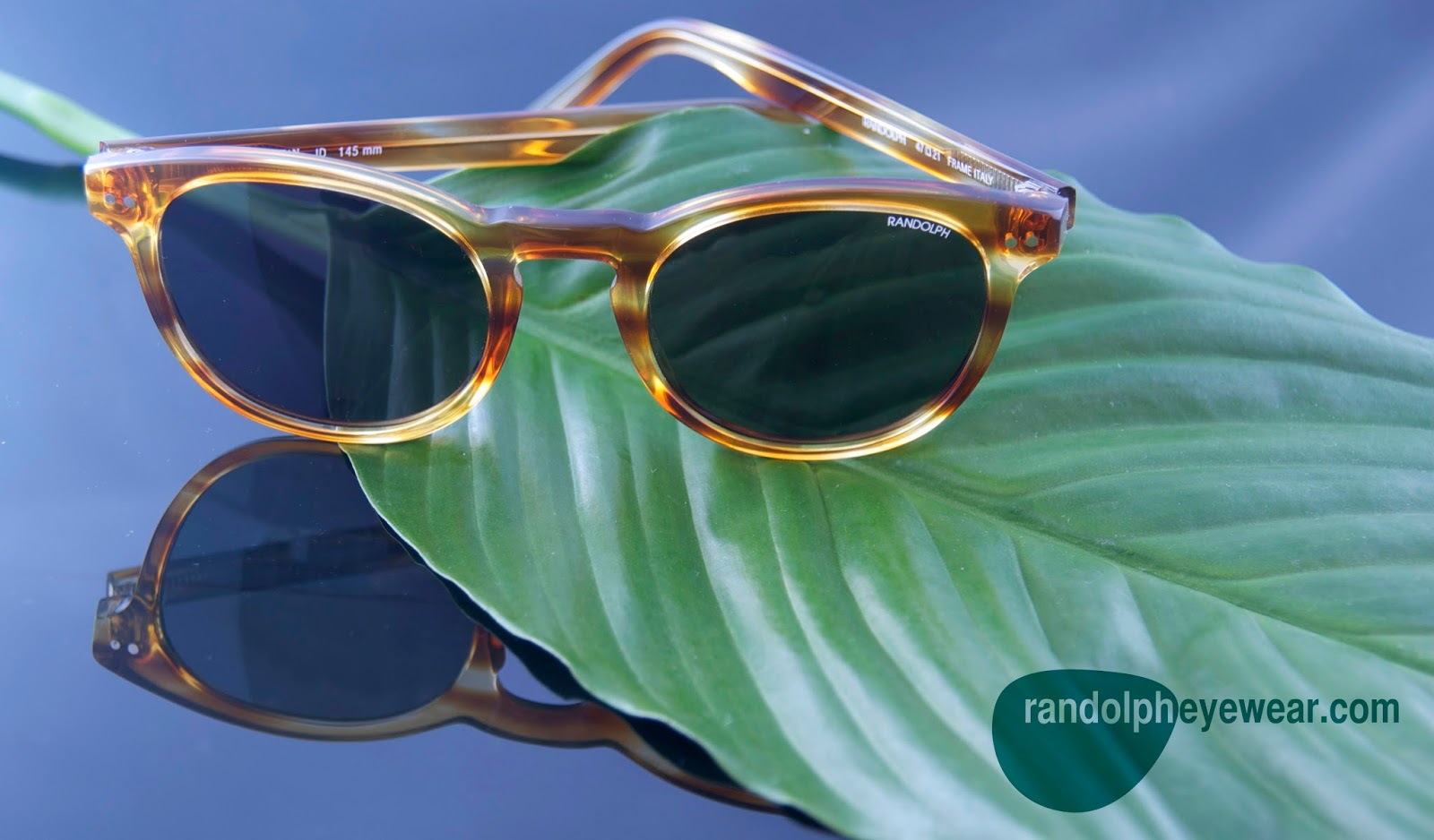 c5829149486 Randolph Eyewear  Frame of the Day - JD Sunglasses from the Michael ...