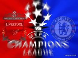 Prediksi Skor Liverpool vs Chelsea 9 Mei 2012