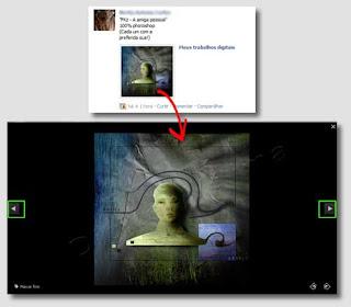 imagem - Facebook Slide Show