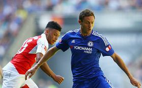 Video Gol Chelsea vs Arsenal 0-1 Community Shield 2015