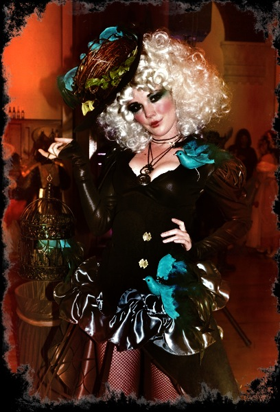 Keep calm and craft on halloween steampunk costume for Steampunk story ideas